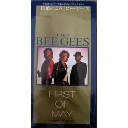 The Bee Gees - First Of May / How Deep Is Your Love - CD Mini Single Japan - Pop Music