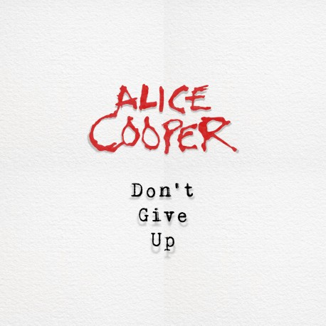 Alice Cooper - Don't Give Up - Limited Edition Picture Disc - 7 inches Vinyl 45 Rpm - Rock Music