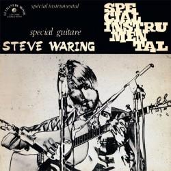 Steve Waring – Spécial Guitare - LP Vinyl Album - Folk Music