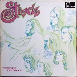 Alan Stivell – Chemins De Terre - LP Vinyl Album - Celtic Music
