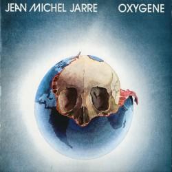 Jean Michel Jarre – Oxygène - LP Vinyl Album - Electronic Ambient