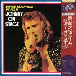 Johnny Hallyday ‎– Bande Originale Du Film Johnny On Stage - LP Vinyl Album - Variété Française