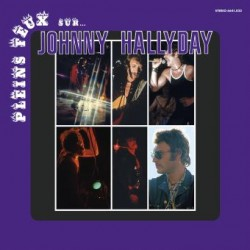 Johnny Hallyday ‎– Pleins Feux Sur... - Double LP Vinyl Album - Limited Edition - French Songs