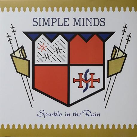 Simple Minds – Sparkle In The Rain - LP Vinyl Album - Synth Pop Music
