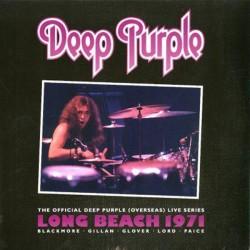 Deep Purple – Live In Long Beach 1971 - Double LP Vinyl Album - Hard Rock