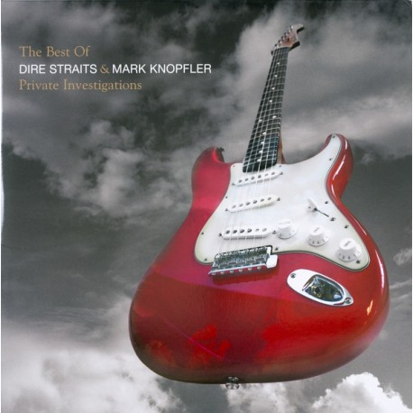 Dire Straits & Mark Knopfler ‎– The Best Of Private Investigations - Double LP Vinyl - Classic Rock