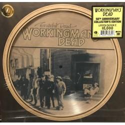 Grateful Dead - Workingman's Dead - LP Vinyl Album - Picture Disc - Classic Rock