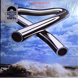 Mike Oldfield ‎– Tubular Bells - LP Vinyl Album - Coloured Grey - Progressive Rock