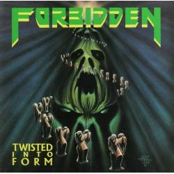 Forbidden - Twisted Into Form - LP Vinyl Album - Thrash Metal