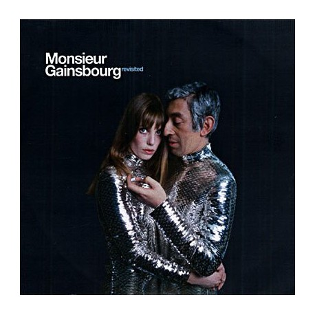 Serge Gainsbourg - Monsieur Gainsbourg Revisited - Double LP Vinyl Album Coloured - Indie French Songs