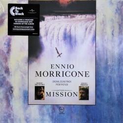 Ennio Morricone – The Mission - LP Vinyl Album - OST Soundtrack