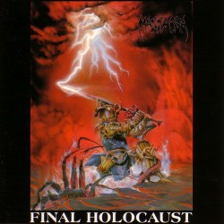 Massacra – Final Holocaust - LP Vinyl Album - Thrash Death Metal