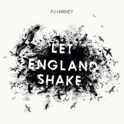 PJ Harvey – Let England Shake - LP Vinyl Album - Alternative Rock