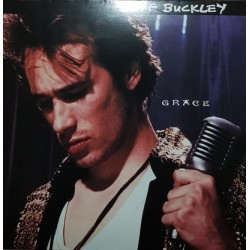 Jeff Buckley – Grace - Limited Edition - Coloured Purple - LP Vinyl Album - Classic Rock Music
