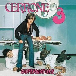 Cerrone - 3 - Supernature - LP Vinyl Album + CD - Coloured Green - Disco Music