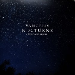 Vangelis ‎– Nocturne - The Piano Album - Double LP Vinyl Album - Electronic New Age