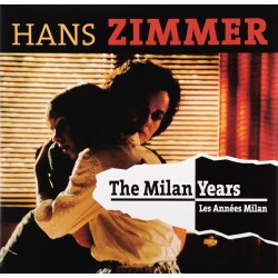 Hans Zimmer ‎– The Milan Years - Double LP Vinyl Album - Soundtrack Score B.O.F.