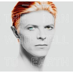 The Man Who Fell To Earth - Double LP Vinyl Album - Soundtrack B.O.F.