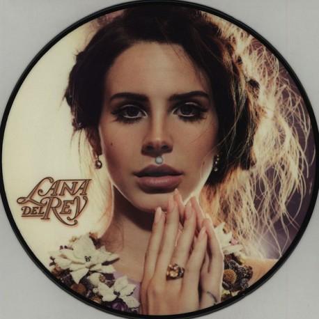 Lana Del Rey – Blue Velvet - Picture Disc - Maxi Vinyl 12 inches