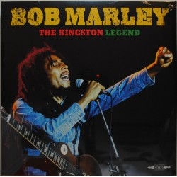 Bob Marley – The Kingston Legend - LP Vinyl Album - Reggae Music
