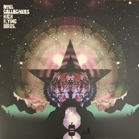 Noel Gallagher's (Oasis) High Flying Birds – Black Star Dancing - Maxi Vinyl 12 inches - Alternative Rock