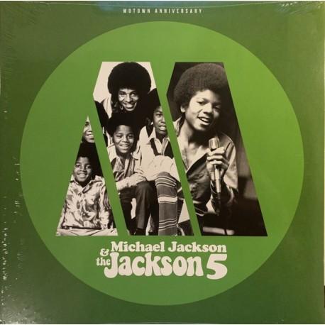 Michael Jackson & The Jackson 5 – Motown Anniversary - LP Vinyl Album - Soul Funk Music