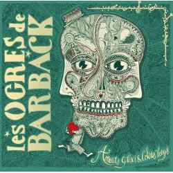 Les Ogres De Barback – Amours grises & colères rouges - Double LP Vinyl Album - Folk Rock Français