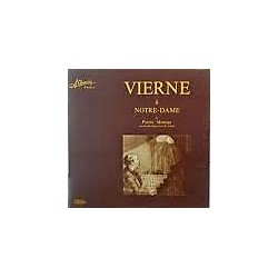 Pierre Moreau ‎– Louis Vierne à Notre Dame de Paris - LP Vinyl Album - Classical Music