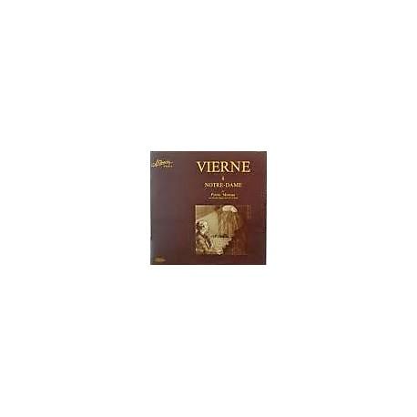 Pierre Moreau – Louis Vierne à Notre Dame de Paris - LP Vinyl Album - Classical Music
