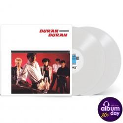 Duran Duran – Duran Duran - Double LP Vinyl Album - Coloured White - 2020 - New Wave Synth Pop