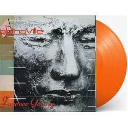 Alphaville - Forever Young - LP Vinyl Album - Coloured Orange - Limited 2020 - New Wave Pop Music