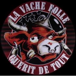 Nout – La Vache Folle Guerit De Tout 10 - Maxi 12 inches Vinyl - Picture Disc - Hardcore Techno