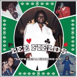 Lee Fields - Let's Get A Groove On - LP Vinyl Album - Coloured Splatter Green - RSD 2020 - Soul Music