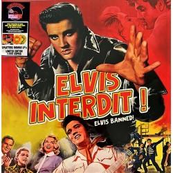 Elvis Presley – Elvis Interdit - Double LP Vinyl Album - Coloured Splatters - Rock and Roll - RSD 2020
