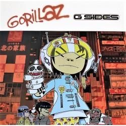 Gorillaz – G Sides - LP Vinyl Album - Limited Edition - RSD 2020 - Electro Trip Hop