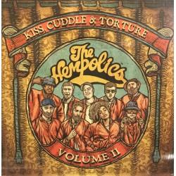 The Hempolics – Kiss, Cuddle & Torture Volume 2 - Double LP Vinyl Album - RSD 2020 - Hip Hop Reggae