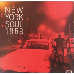 New York Soul '69 - LP Vinyl Album - RSD 2020 - Soul Music