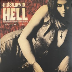 Hillbillies In Hell - Country Music's Tormented Testament - 1952-1974 - Volume X - RSD 2020 - Country Music