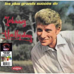 Johnny Hallyday ‎– Les Plus Grands Succès - LP Vinyl Album - RSD 2020 - Gatefold Multicoloured - Rock'N Roll