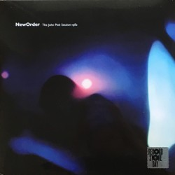 New Order ‎– The John Peel Session 1982 - Maxi Vinyl 12 inches - New Wave Alternative - RSD 2020