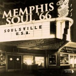 Memphis Soul '66 - LP Vinyl Album - RSD 2020 - Soul Music