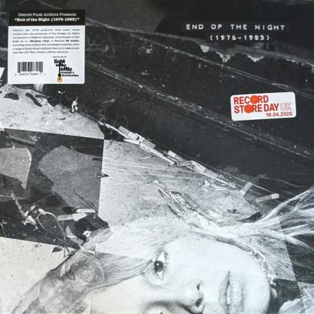 End Of The Night 1976-1983 - Double LP Vinyl Album - RSD 2020 - Punk Rock