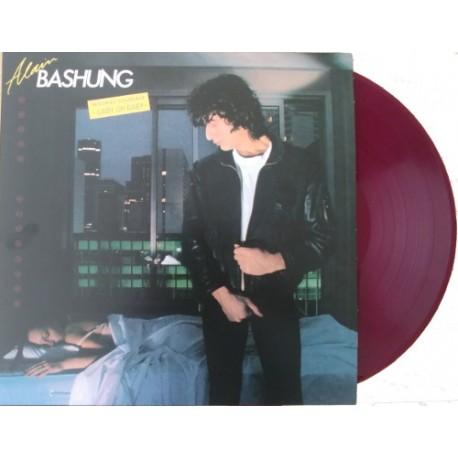 Alain Bashung – Roulette Russe - LP Vinyl Album - Coloured Prune - Rock Français