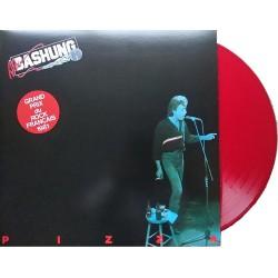 Alain Bashung - Pizza - LP Vinyl Album - Coloured Red - Rock Français