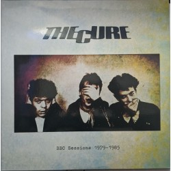 The Cure ‎– BBC Sessions 1979 - 1985 - Double LP Vinyl Album - New Wave