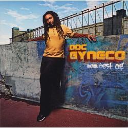 Doc Gynéco – Menu Best Of - Double LP Vinyl Album - Coloured Orange - Hip Hop Français