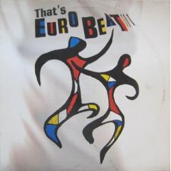 That's Eurobeat Vol. 11 - Compilation Japan - LP Vinyl Album - Italo Dance