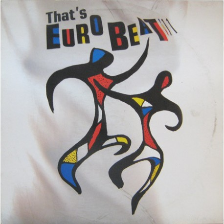 That's Eurobeat Vol. 11 - Compilation Japan - LP Vinyl Album - Italo Dance