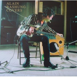 Alain Bashung ‎– Covers - LP Vinyl Album - Coloured Blue - Rock Français