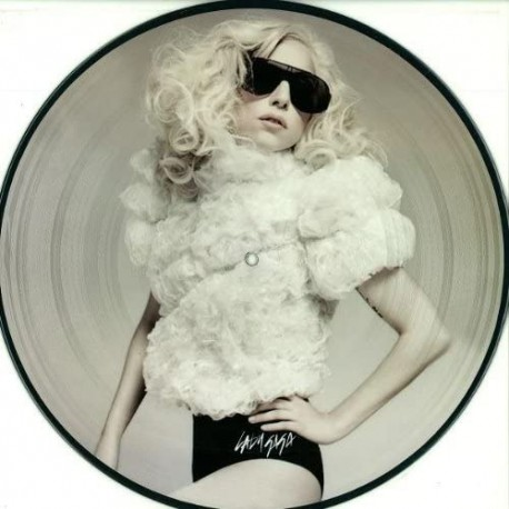 Lady Gaga - Mary The Night Part 3 - Picture Disc - Maxi vinyl 12 inches - Pop House